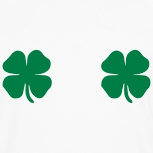 Shamrock Tee shirts - T-shirt manches longues Premium Homme