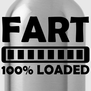 fart loaded T-Shirts - Trinkflasche