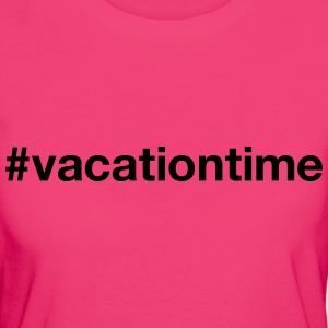 vacationtime  - Frauen Bio-T-Shirt