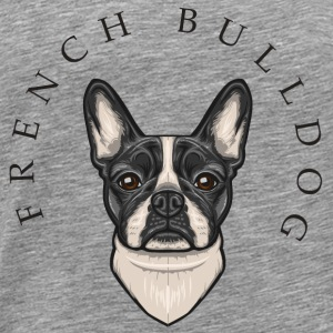 French Bulldog Tops - Men's Premium T-Shirt