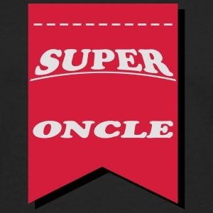 Super oncle 333 Tee shirts - T-shirt manches longues Premium Homme