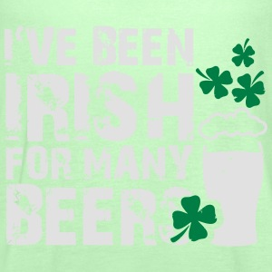 I've been irish for many beers Camisetas - Camiseta de tirantes mujer, de Bella