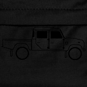 Defender 130 Tee shirts - Sac à dos Enfant