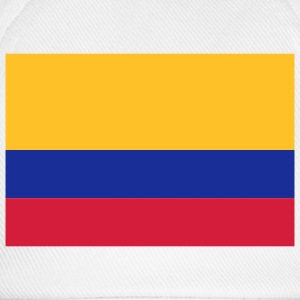 National Flag of Colombia Tank Tops - Baseball Cap