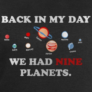 IN my day, we had 9 planets Sacs et sacs à dos - Sweat-shirt Homme Stanley & Stella