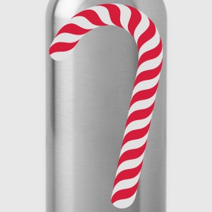 Zuckerstab / candy cane (2c)  Aprons - Water Bottle