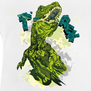 Animal Planet T-shirt tonåring Tyrannosaurus rex - Baby-T-shirt
