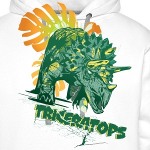 Animal Planet Kinder T-Shirt Triceratops - Premiumluvtröja herr