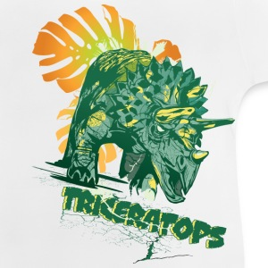 Animal Planet børne T-shirt Triceratops - Baby T-shirt