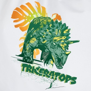 Animal Planet Kids T-Shirt Triceratops - Drawstring Bag