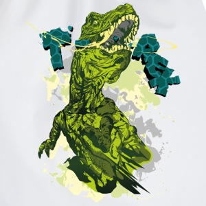Animal Planet Kids T-Shirt Tyrannosaurus Rex - Drawstring Bag