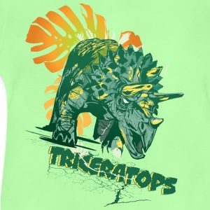 Animal Planet T-shirt barn Triceratops - Baby-T-shirt