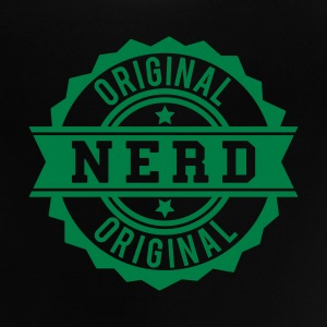 Nerd original stamp Long Sleeve Shirts - Baby T-Shirt