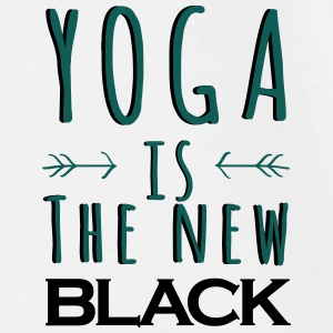 Yoga is the new Black tasse - T-shirt Premium Homme