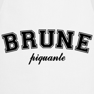 Brune Piquante Sweat-shirts - Tablier de cuisine