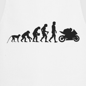 Evolution motorcycle T-Shirts - Cooking Apron