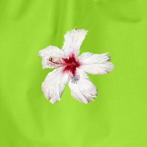 Flower T-shirts - Gymtas
