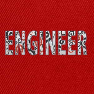 Engineer (Internal cogs) T-Shirts - Snapback Cap