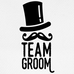 team groom T-Shirts - Baseball Cap