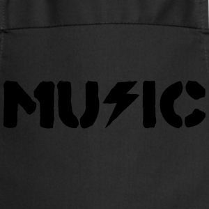 music T-Shirts - Cooking Apron