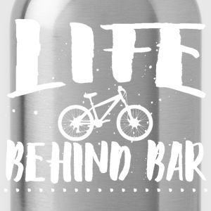 Life behind bar/bicycle Hoodies & Sweatshirts - Water Bottle