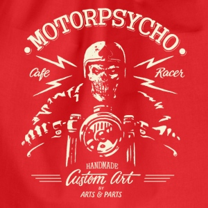 CafeRacer T-Shirts - Turnbeutel