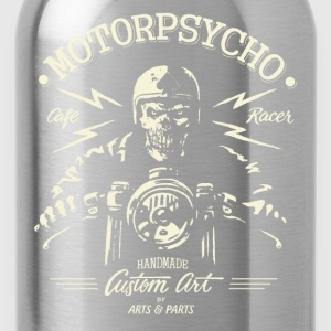 CafeRacer T-Shirts - Trinkflasche