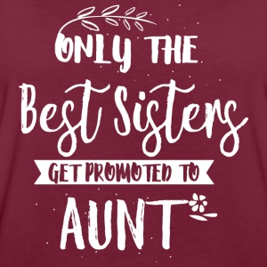 Promoted to aunt Hoodies & Sweatshirts - Women's Oversize T-Shirt