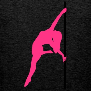 Pole Dance T-Shirts - Männer Premium Tank Top