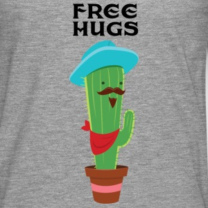 Free Hugs Tee shirts - T-shirt manches longues Premium Homme