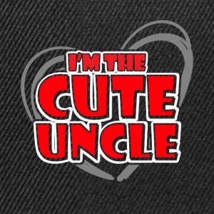 I'm The Cute Uncle - Snapback Cap