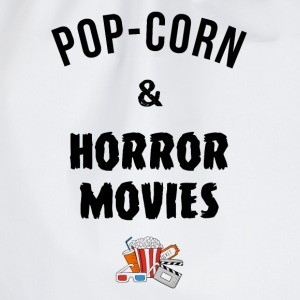 Pop-corn and horror movie - Sac de sport léger