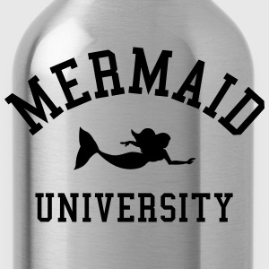 Mermaid University Koszulki - Bidon