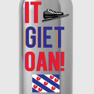 It Giet Oan! - Drinkfles
