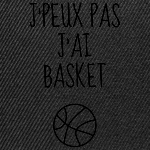 Basketball - Basket ball - Basket-ball - Baskette Tee shirts - Casquette snapback