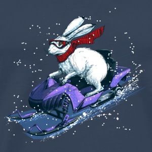 Snow Bunny - Men's Premium T-Shirt