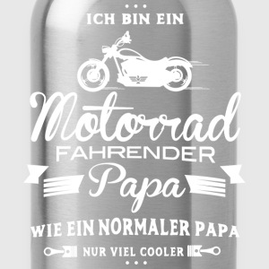 Chopperpapa T-Shirts - Trinkflasche