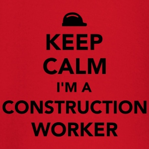 Construction worker T-Shirts - Baby Langarmshirt