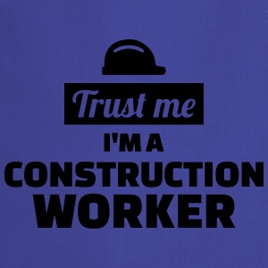 Construction worker T-Shirts - Kochschürze