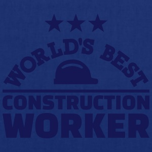 Construction worker T-Shirts - Stoffbeutel