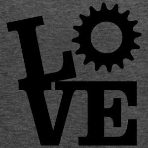 Love Bicycles T-shirts - Vrouwen tank top van Bella