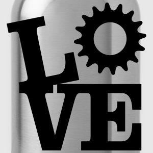 Love Bicycles T-shirts - Drikkeflaske