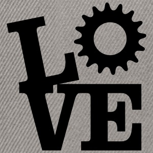 Love Bicycles T-shirts - Snapback cap