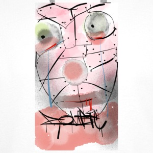 Zombie Shirt - Sad Clown - Männer Premium Hoodie