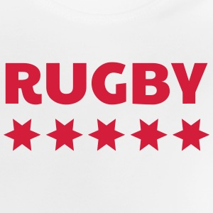 Rugby / Rugbyman / Sport / Fighter / Fight T-shirts - Baby T-shirt