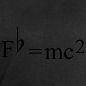 Fb=mc2 Theory of Relativity for Musicians Tee shirts - Sweat-shirt Homme Stanley & Stella