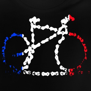French bike chain  Shirts - Baby T-Shirt