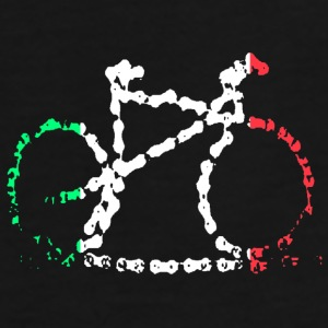 Italian Cycling Cap - Men's Premium T-Shirt