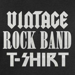 Vintage Rock Band T-shirt - Men's Sweatshirt by Stanley & Stella