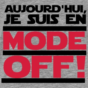 en mode off2 Sweat-shirts - T-shirt Premium Homme